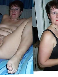 Busty mature moms demonstrate their tricks
