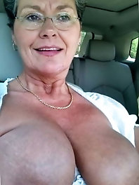 Mad aged mom wants to masturbate the stranger